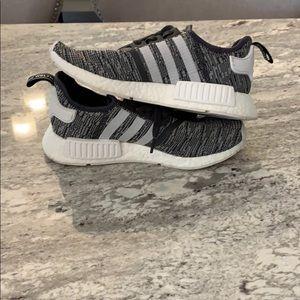 adidas Shoes - Grey NMD R1 Primeknit